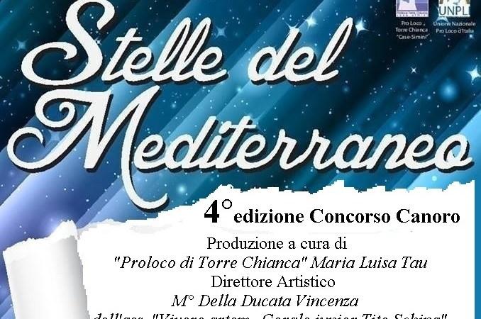 Stelle del medirreneo ,oggi ancora selezioni a Lecce