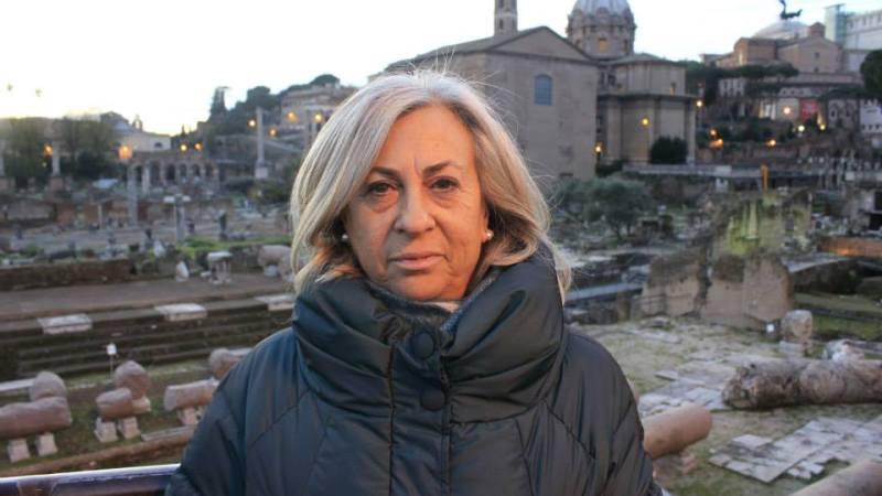 L'immenso mare delle donne, De Giovanni a Gallipoli.
