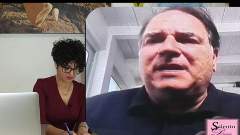 Lettini a mare a distanza di sicurezza Mauro Della Valle Presidente Federbalneari Salento : quest'anno lavoriamo per amore del mare