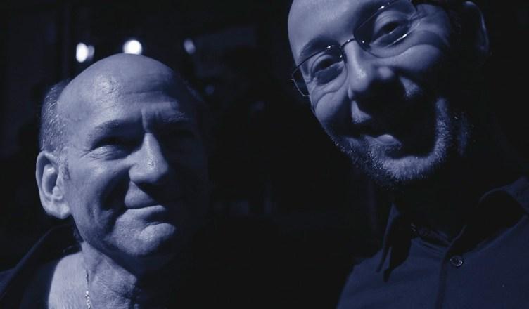 Francesco Venerucci e Dave Liebman web