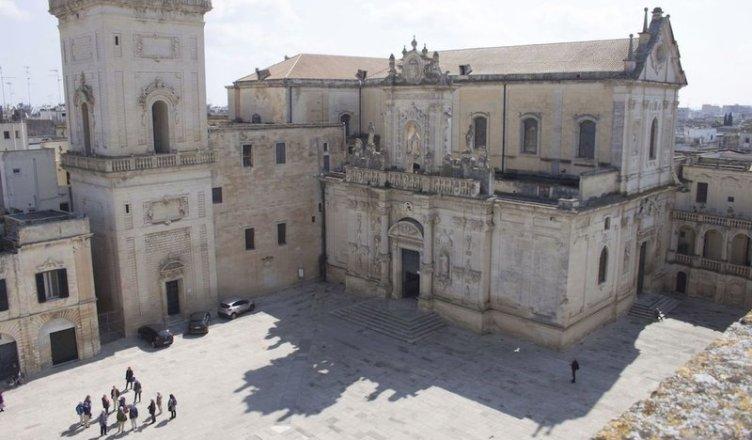 Piazza Duomo Lecce