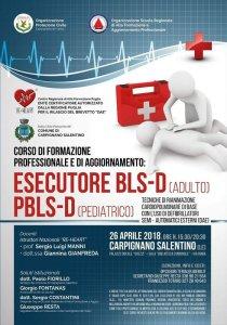 corso Esecutore BLS-D e PBLS-D carpignano salentino