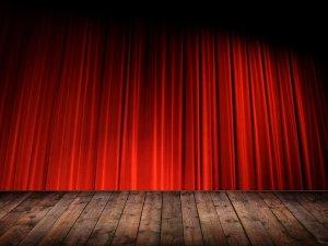 teatro - palco scenico