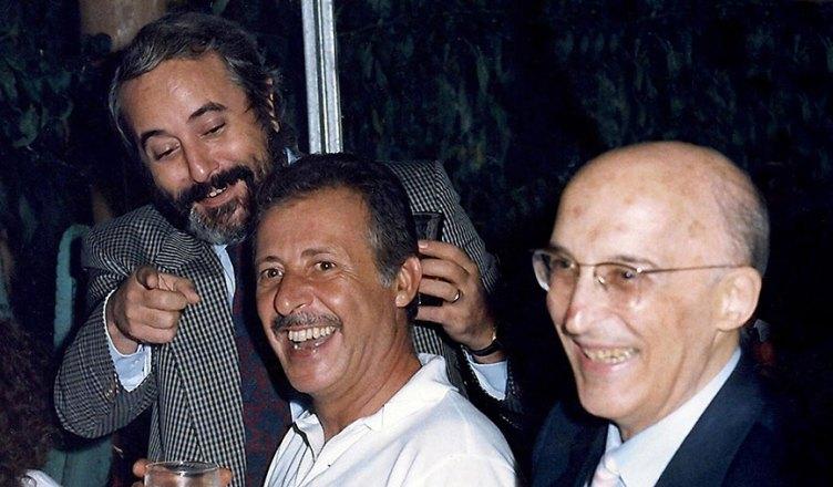 Caponnetto, Falcone, Borsellino