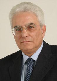 Sergio Mattarella - presidente della repubblica
