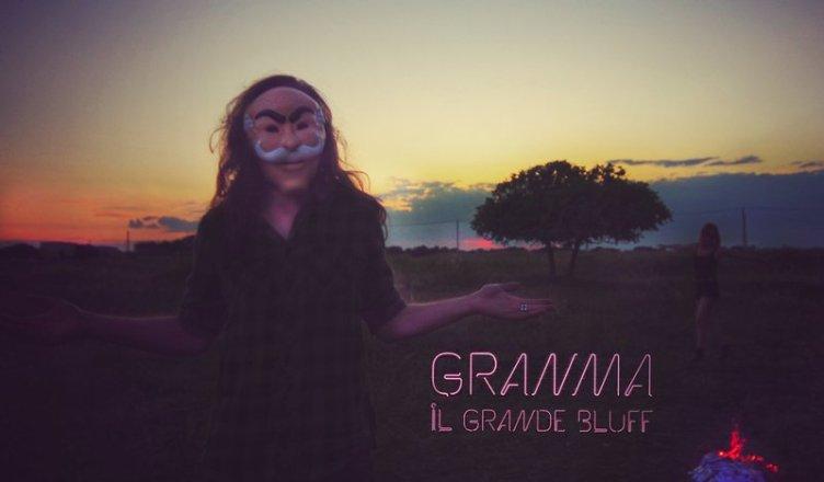 COPERTINA IL GRANDE BLUFF - Granma
