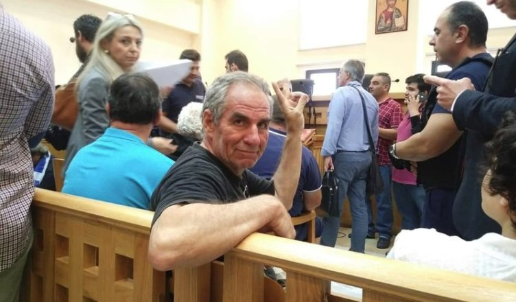 Pati Luceri cittadino onorario Kavala - proteste no tap grecia