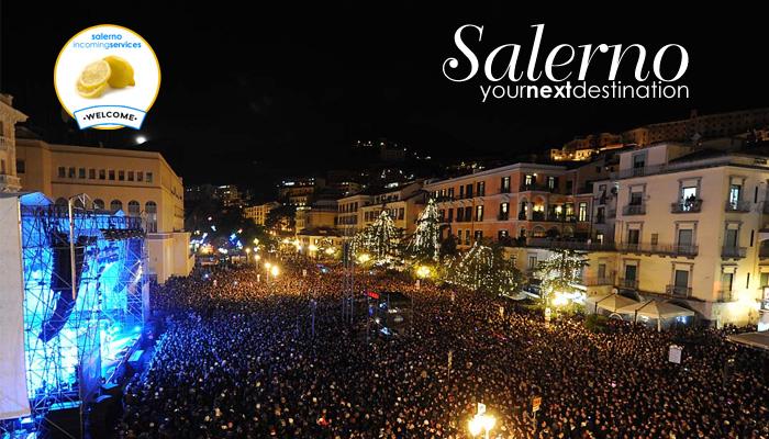Capodanno a Salerno Luci d'Artista