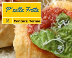 P'zzella Fritta Pizza Fritta Campania