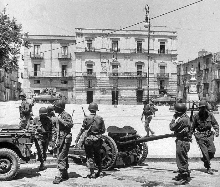 Operazione Avalanche Salerno