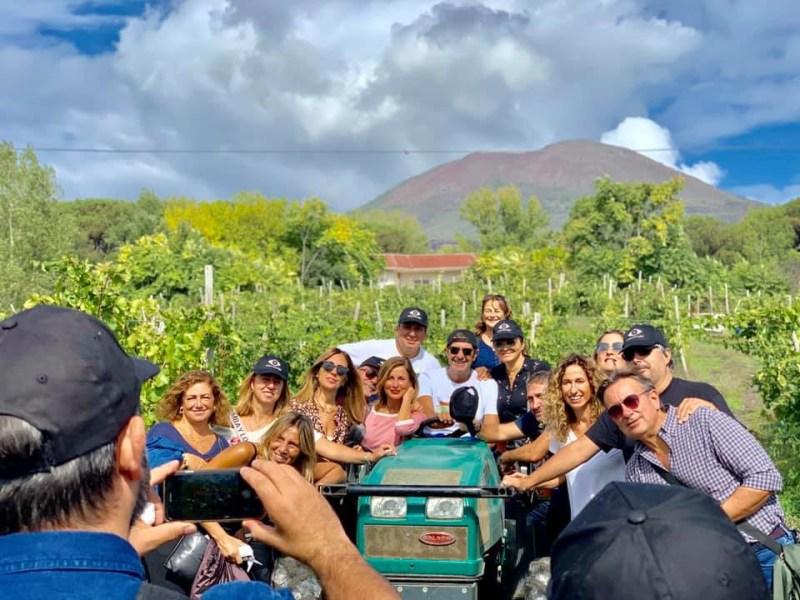 Casa Setaro Wine Tour Degustazione Vini del Vesuvio