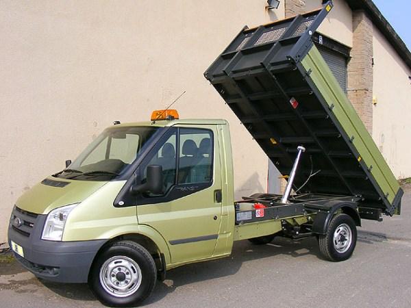 4x4 Vans, AWD Vans & Four Wheel Drive Commercial Vehicle ...