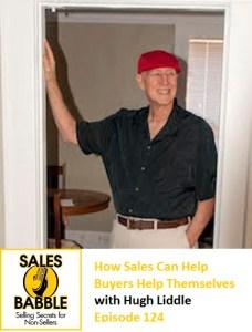 Hugh Liddle Sales Podcast