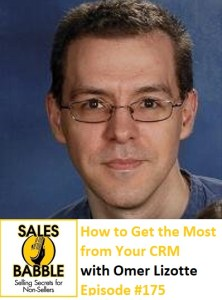 Omer Lizotte CRM Advice