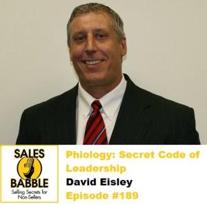 David Eisley Sales Babble