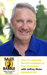 Sales Babble Secret Lingo