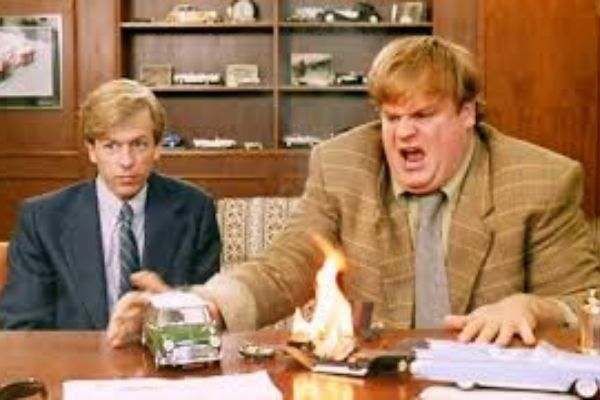 Sales Movies - Tommy Boy
