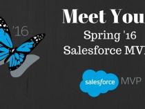 Meet Your Spring '16 Salesforce MVPs!