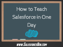 How to Teach a New Employee Salesforce in One Day