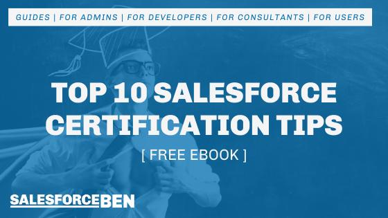 """, Ebook gratuit – Les 10 meilleurs conseils de certification Salesforce<span class=""""wtr-time-wrap after-title""""><span class=""""wtr-time-number"""">1</span> minutes de lecture</span>"""