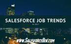 Salesforce Job Trends in 2017