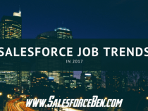 Salesforce Job Trends in 2017