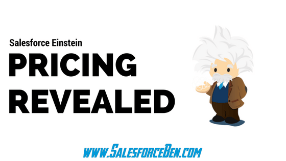 Want to Know Salesforce Einstein Pricing?
