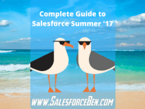 Complete Guide to Salesforce Summer '17