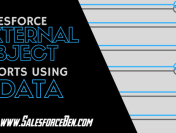 Salesforce External Object Reports using OData