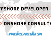 Offshore Developer to Onshore Consultant