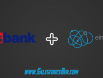 Salesforce Einstein to Power US Bank