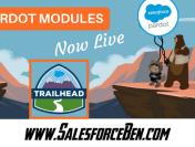 Pardot Modules now live on Trailhead!
