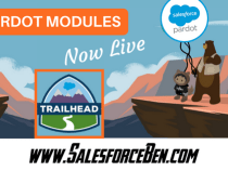 Pardot Modules now live on Trailhead!
