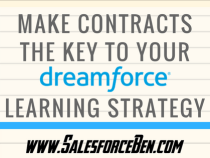 Make Contracts the Key to Your Dreamforce Learning Strategy