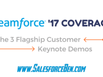 Dreamforce 2017: The 3 Flagship Customer Keynote Demos