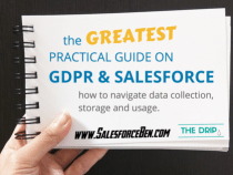 The Greatest Practical Guide on GDPR & Salesforce [eBook]