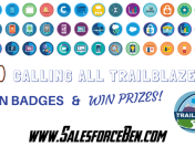 Calling All Trailblazers, Earn Badges & Win Prizes!