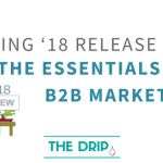 Spring '18 Release: 7 Essentials for B2B Marketers