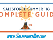 Complete Guide to Salesforce Summer '18