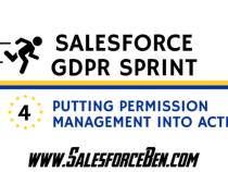 Salesforce GDPR Sprint (Part 4): Putting Permission Management into Action.