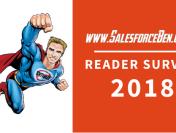 Salesforce Ben Reader Survey 2018
