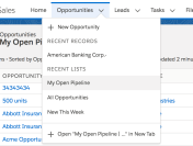 Default List Views in Salesforce – It's Finally Here!