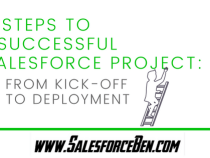 7 Steps to a Successful Salesforce Project: from Kick-off to Deployment