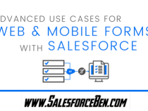 5 Advanced Use Cases for Web & Mobile Forms with Salesforce