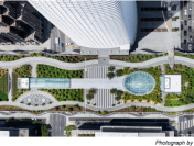 Another Landmark in Benioff's Blue: the Salesforce Transit Center in San Fransisco opens its doors!