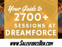 Your Guide to 2700+ Salesforce Sessions at Dreamforce!