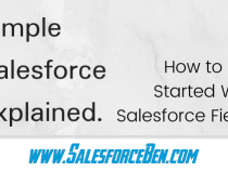 Simple Salesforce Explained: How To Get Started With Salesforce Fields