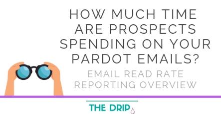 How much time are Prospects spending on your Pardot Emails?