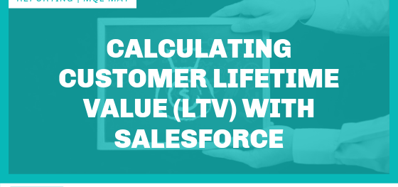 Calculating Customer Lifetime Value (LTV) with Salesforce