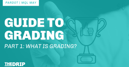 Guide to Grading (Part 1): What is Pardot Grading?